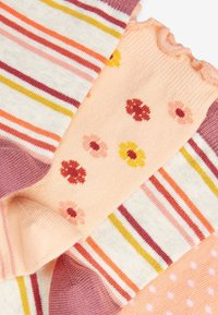 Next - 5 PACK - Socks - orange - 6