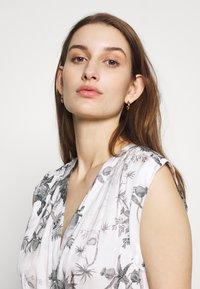 AllSaints - TATE EVOLUTION DRESS - Kjole - chalk white - 4