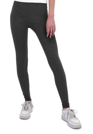 Leggings - Trousers - charcoal