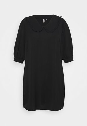 CARNOVA 3/4 KIM TUNIC DRESS - Day dress - black