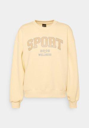 RILEY  - Sweatshirts - golden
