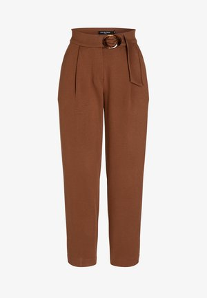 HOSE BECYLE - Trousers - braun