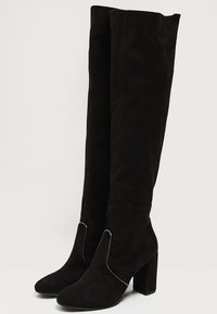 faina - High heeled boots - black - 2