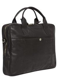 Matinique - COMMUTERMA - Briefcase - dark brown - 5