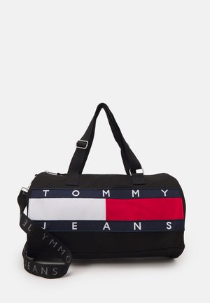 HERITAGE DUFFLE - Weekend bag - black
