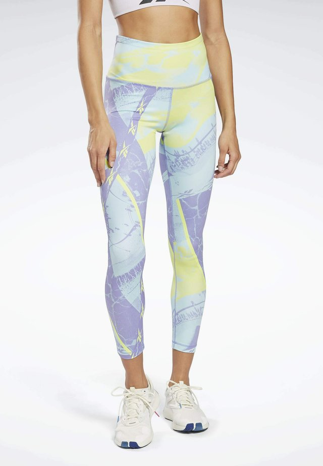 MEET YOU THERE SPEEDWICK LEGGINGS - Leggings - purple