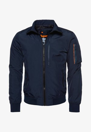 Bomber Jacket - true navy