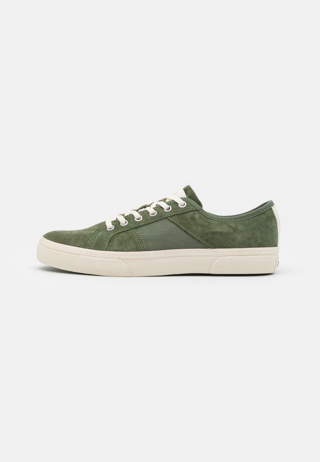 SURPLUS - Matalavartiset tennarit - olive/wolverine
