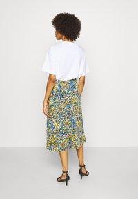 comma - A-line skirt - multi-coloured - 2