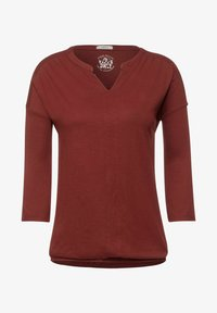 Cecil - Long sleeved top - braun - 3
