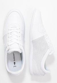 Lacoste - REY SPORT  - Baskets basses - white - 3