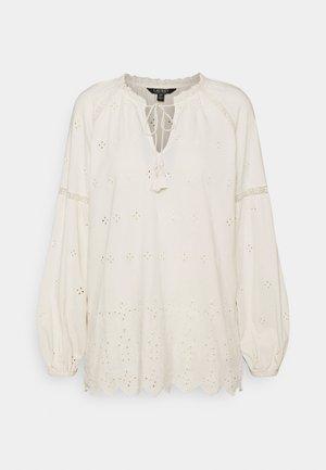 UPTOWN - Bluzka z długim rękawem - mascarpone cream