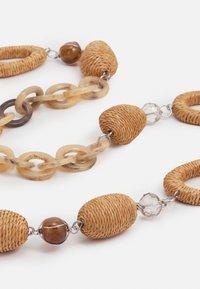 WEEKEND MaxMara - CALLE - Necklace - brown - 2