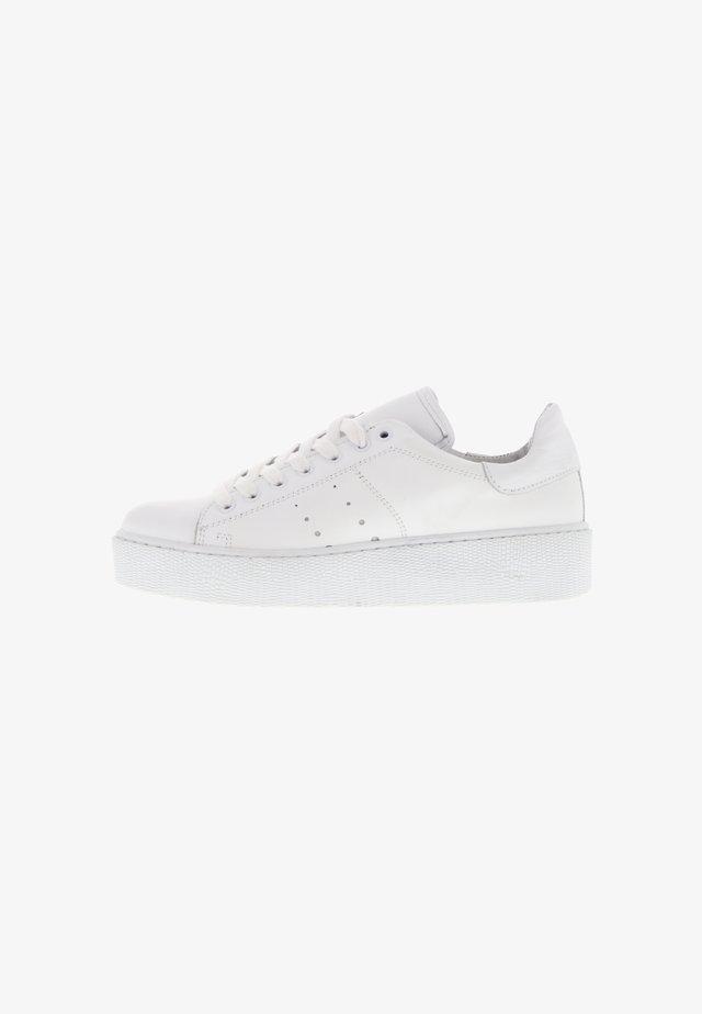 CHANTAL  - Sneakers laag - weiß meliert