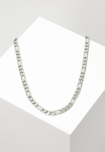 FIGARO NECKLACE - Halsband - silver-coloured