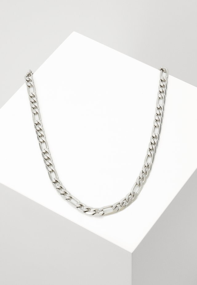 FIGARO NECKLACE - Halskette - silver-coloured