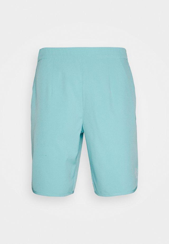 HENRY TECH SHORTS - Sports shorts - aqua