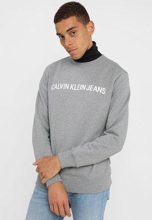 CORE INSTITUTIONAL LOGO - Sweatshirt - grey heather