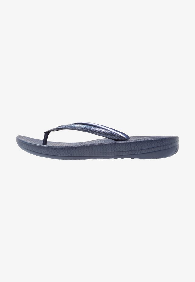 IQUSHION ERGONOMIC - Chanclas de dedo - midnight navy