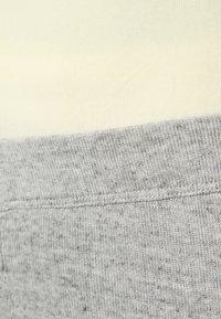 American Vintage - NOOBY - Leggings - gris chine - 4