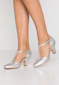 LAB - Classic heels - galaxy silver - 0