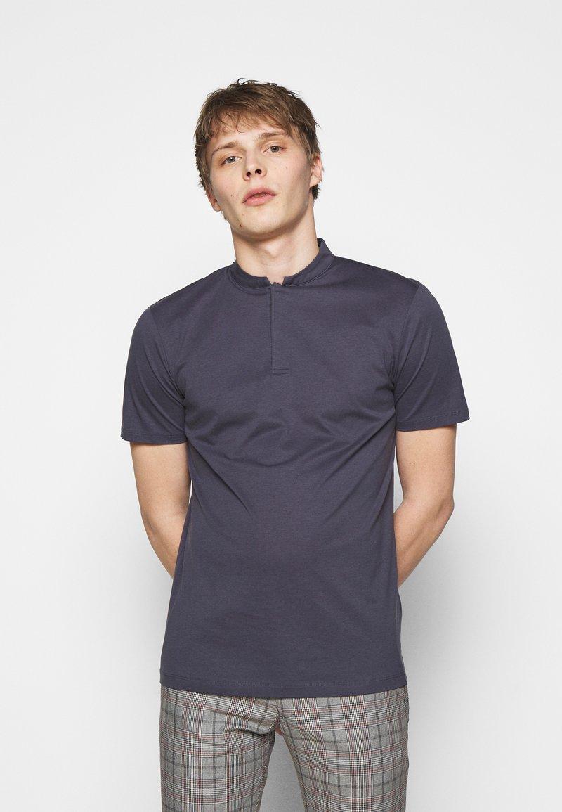 DRYKORN - LOUIS - Basic T-shirt - dark blue