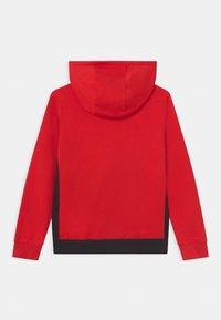 Nike Sportswear - CLUB - Jersey con capucha - university red/black/white - 1