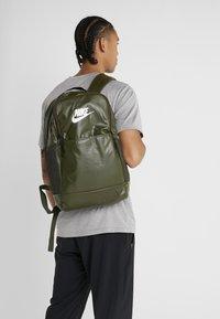 Nike Performance - Rucksack - cargo khaki/white - 1