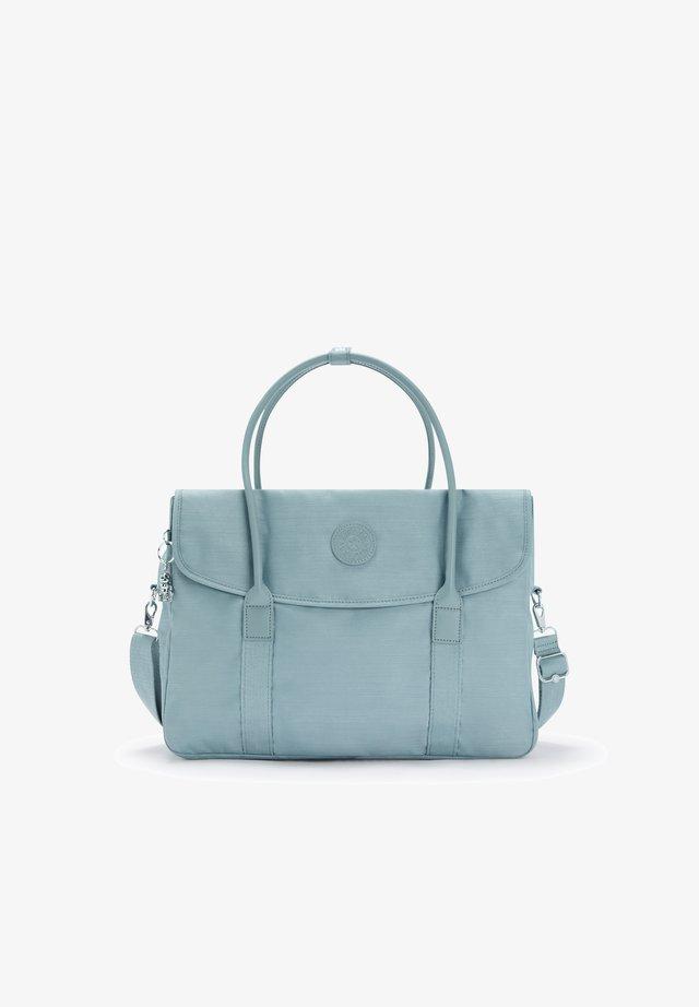 SUPERWORKER - Håndtasker - sea gloss
