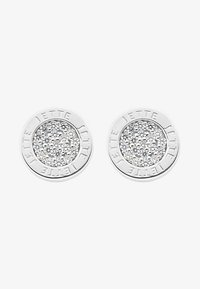JETTE - Earrings - silver coloured - 1