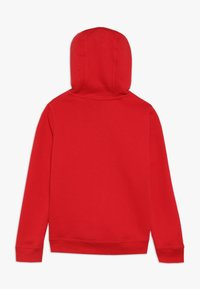 Nike Sportswear - HOODIE CLUB - Mikina na zip - university red/white - 1