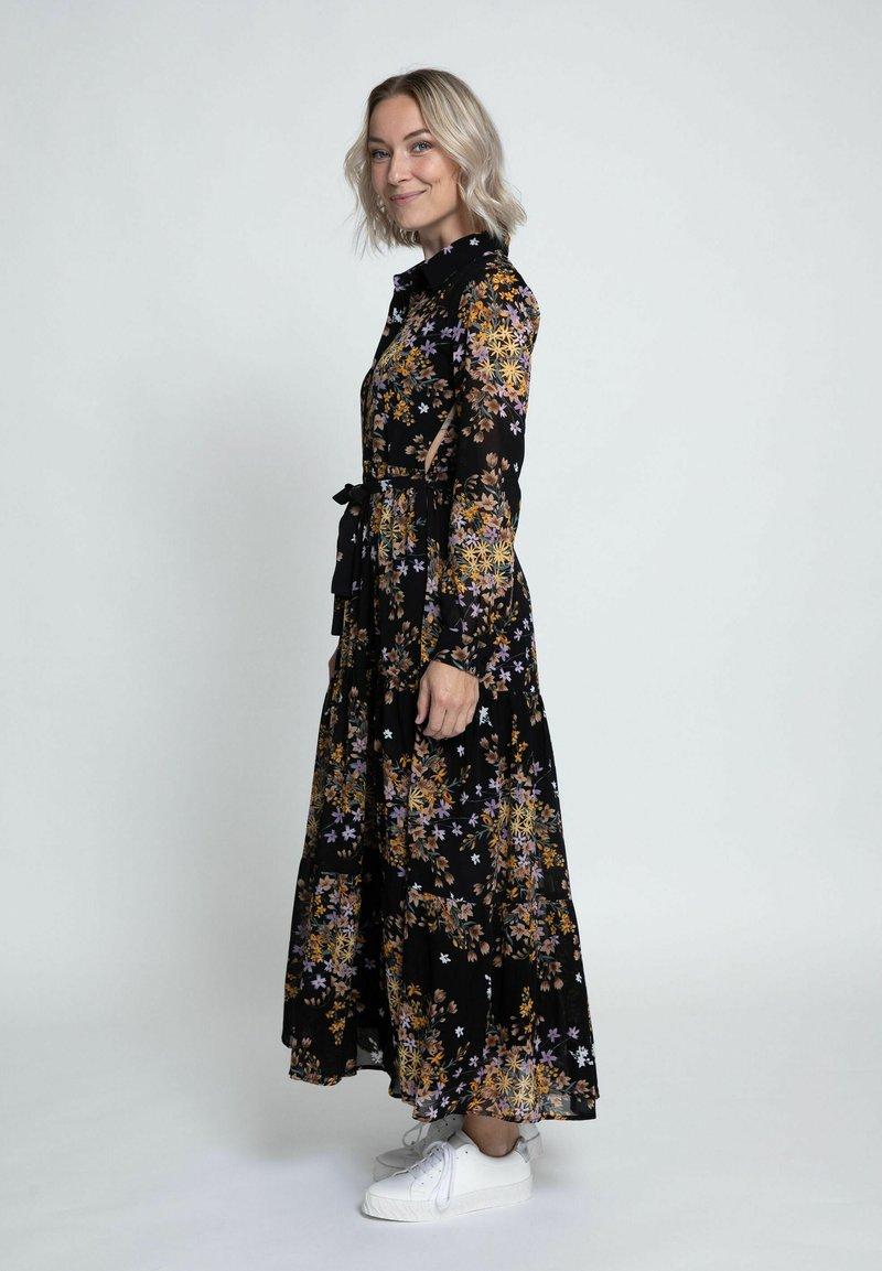 Zhrill - Shirt dress - black