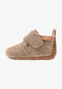 Bisgaard - BABY HOME SHOE - Slippers - camel - 1