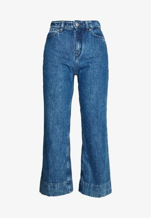 SWEEPERS - Džíny Relaxed Fit - blue denim