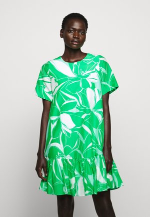 Day dress - green/multi