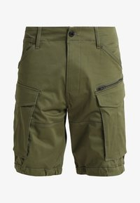 G-Star - ROVIC ZIP RELAXED - Shorts - sage - 4