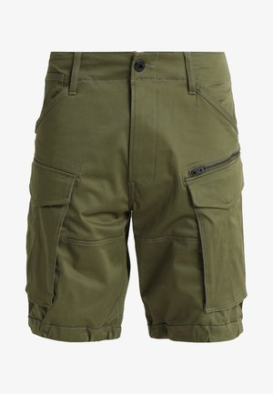 ROVIC ZIP RELAXED - Shorts - sage