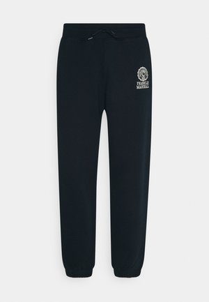 PANTS - Tracksuit bottoms - navy