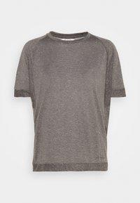 Vaude - WOMENS MINEO - Camiseta básica - iron - 0