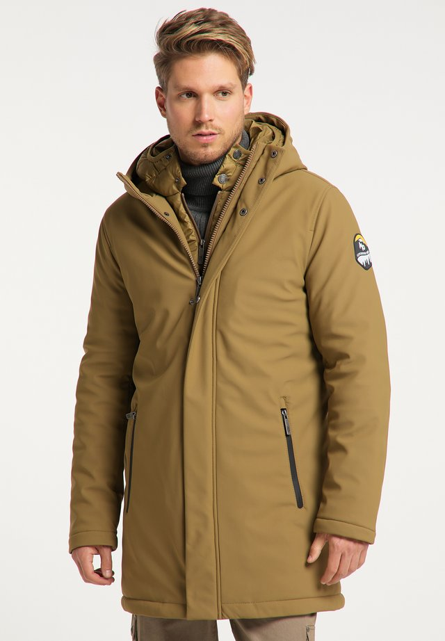 Vinterfrakker - khaki