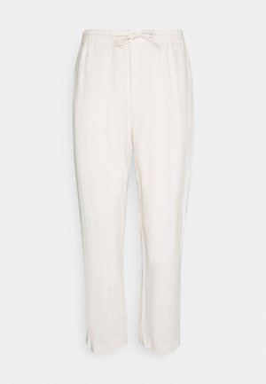 FAVE BEACH PANT - Trousers - offwhite