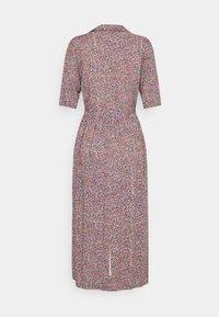 PIECES Tall - PCTIMBERLY DRESS TALL - Shirt dress - deep ultramarine - 1