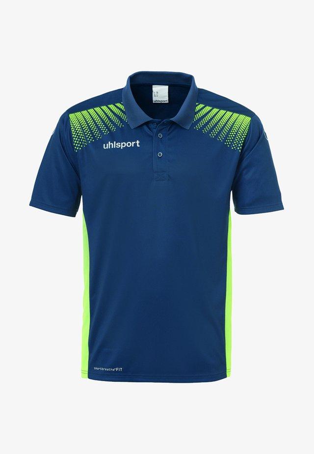 GOAL  - Sportswear - blue/neon green
