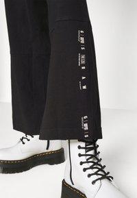 G-Star - DUNGAREE - Jumpsuit - black - 4