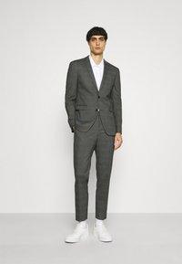 Esprit Collection - GLENCHECK - Suit - dark grey - 0