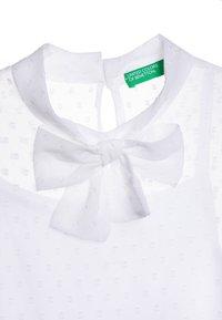 Benetton - Blouse - white - 2