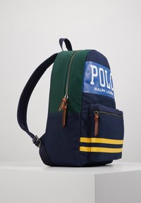 Polo Ralph Lauren - BIG BACKPACK - Rugzak - navy - 4