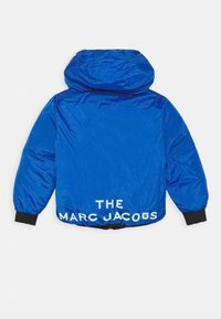 The Marc Jacobs - REVERSIBLE PUFFER JACKET - Zimní bunda - black/blue - 1