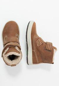 Lurchi - DIEGO-TEX - Zimní obuv - tan - 0