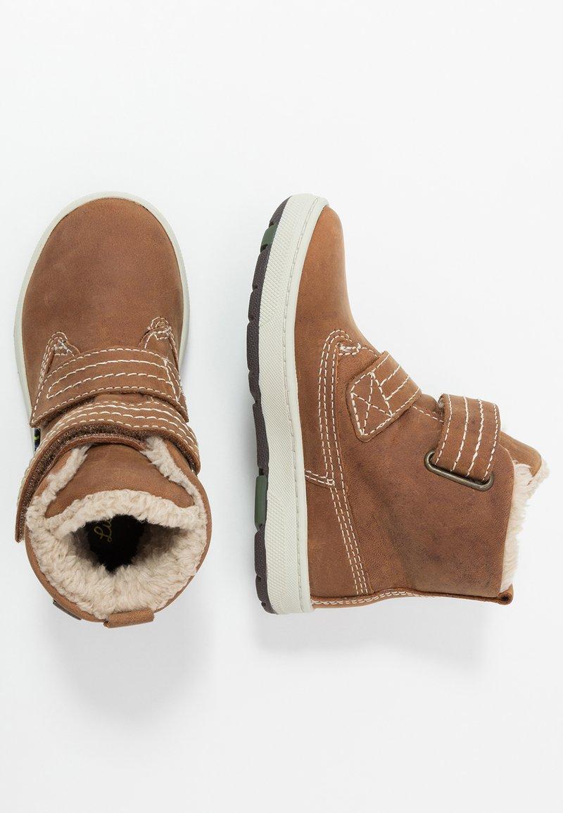 Lurchi - DIEGO-TEX - Zimní obuv - tan